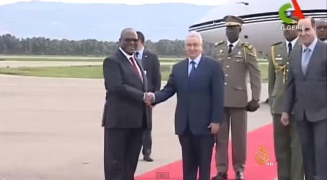 رئيس مالي يزور الجزائر