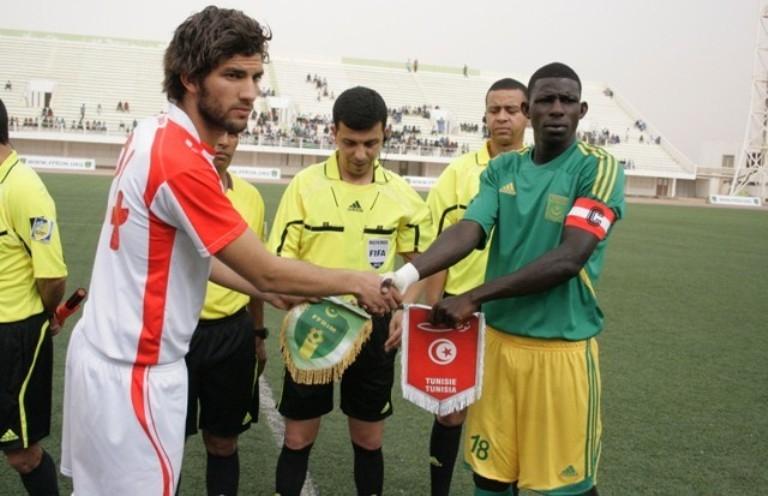 موريتانيا تقابل تونس ضمن تصفيات امم افريقيا للشباب