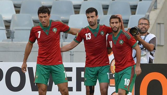 المنتخب المغربي يخرج من ربع نهائي الشان بعد انهزامه أمام نيجيريا
