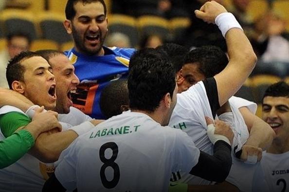 المنتخب الجزائري يحرز كأس افريقيا لكرة اليد بعد انتصاره على تونس