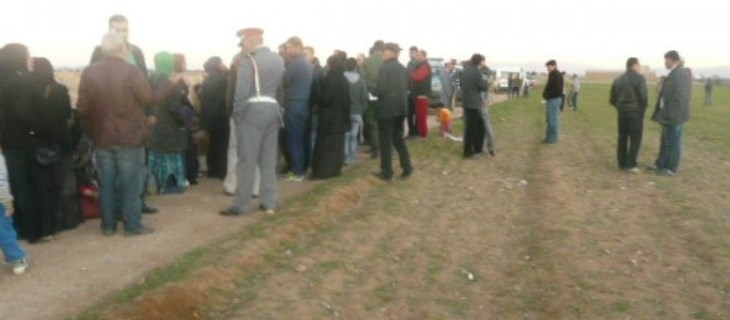 منظمة حقوقية مغربية تستغرب لسلوك الجزائر نحو  اللاجئين السوريين