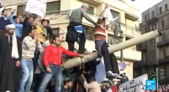 ما الذي حققته الثورة المصرية؟