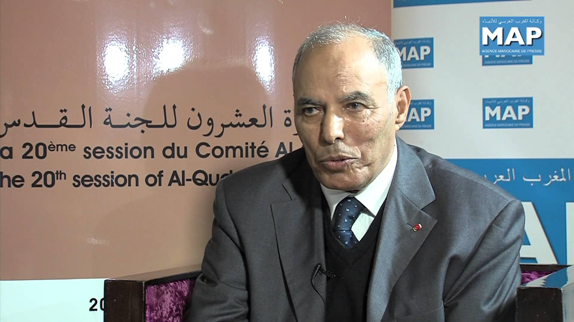 العلوي المدغري: وكالة بيت مال القدس تراهن على اجتماع مراكش لتعزيز منجزاتها