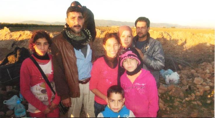 صور حديثة  تفضح طرد  الجزائر للاجئيين السوريين