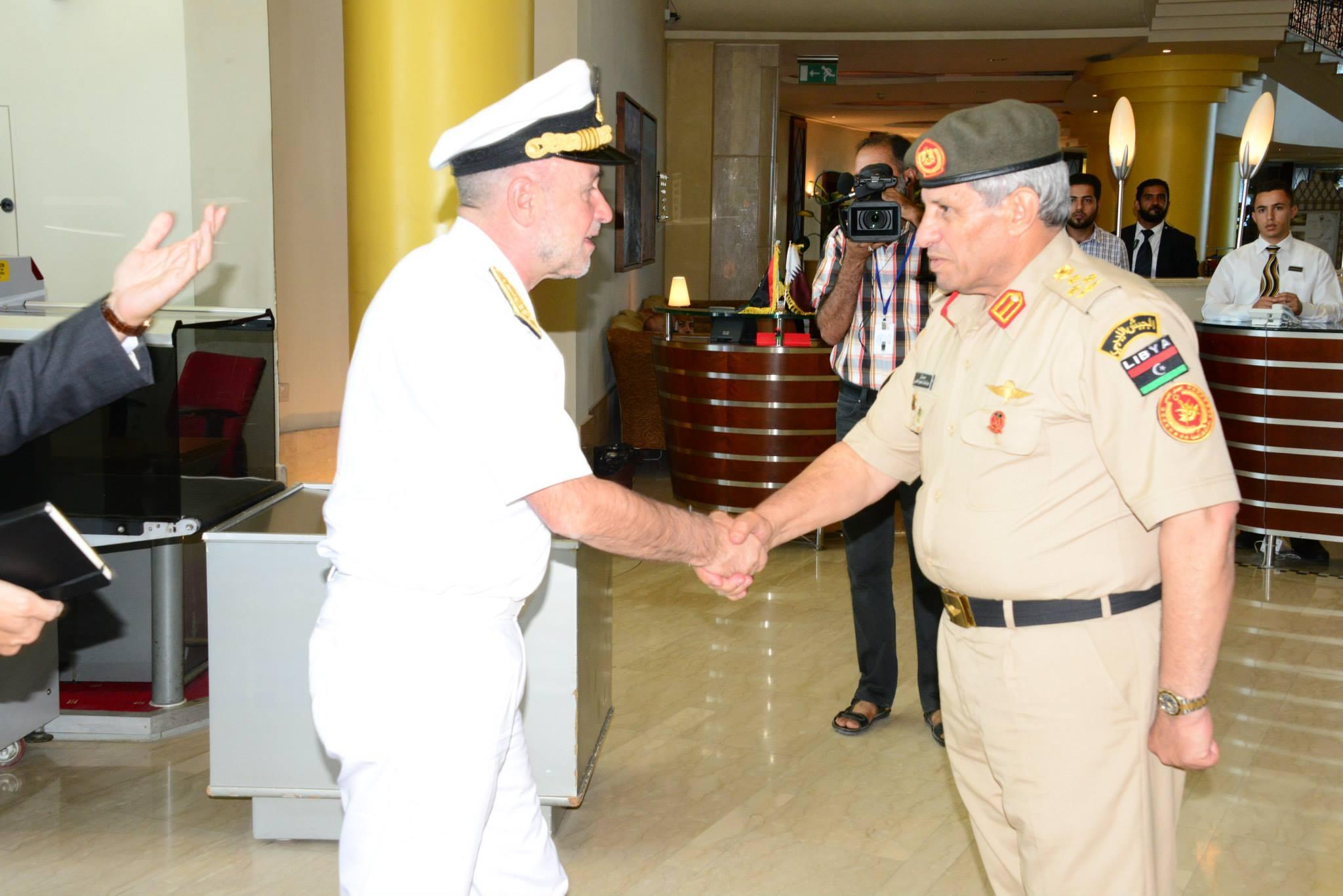 إطلاق سراح نجل وزير الدفاع الليبي بعد 5 أشهر على اختطافه