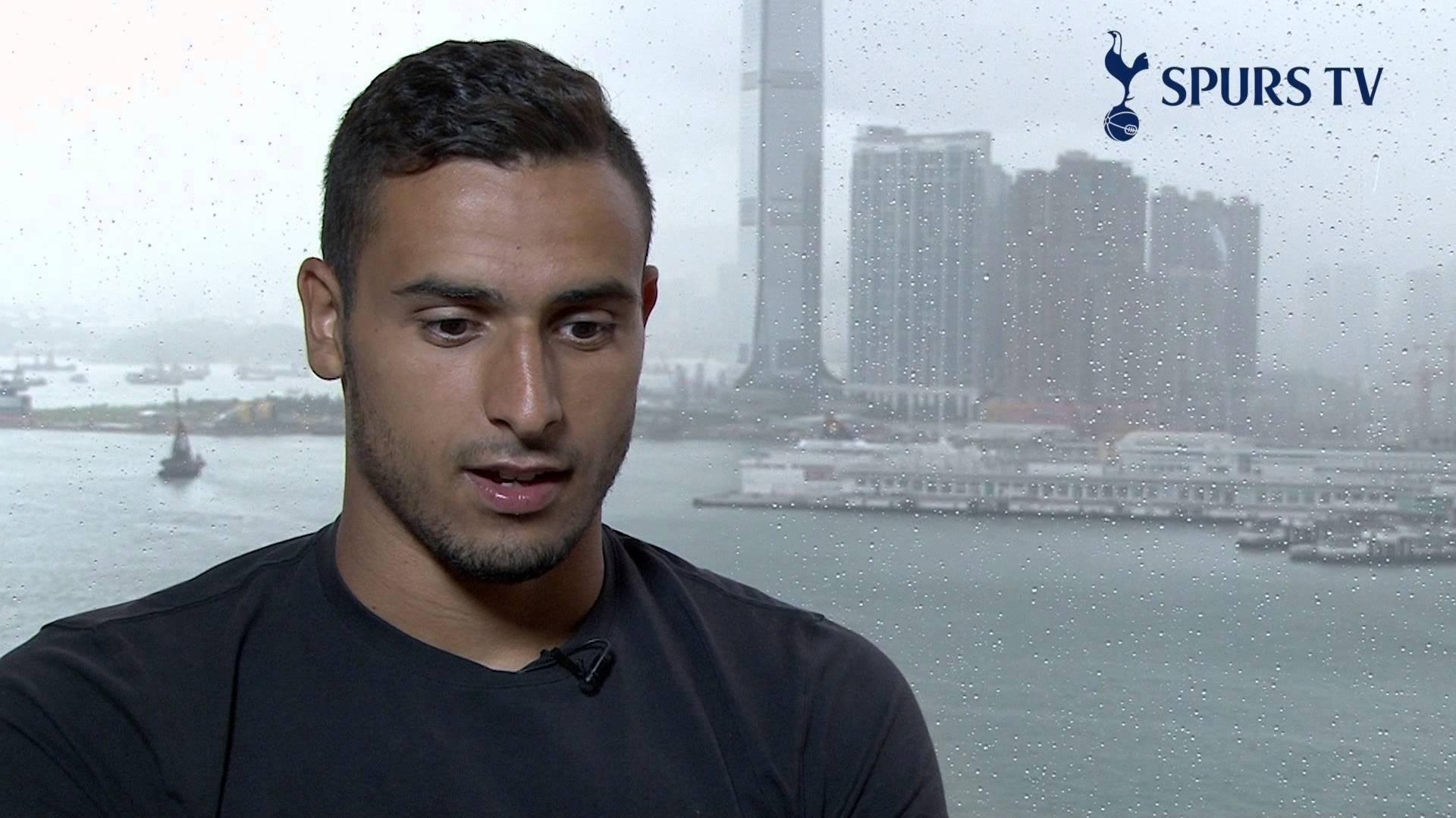 ناصر الشاذلي يرغب في مغادرة توتتنهام