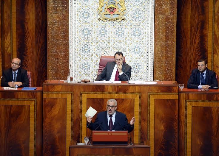 غلاب: باق على رأس المجلس حتى آخر يوم من الفترة التي حددها الدستور