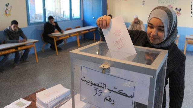استعمال الرسائل القصيرة للتأكد من التسجيل في اللوائح الانتخابية بالمغرب