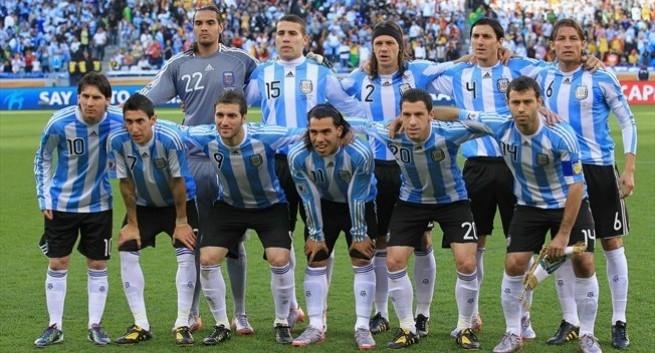 مباراة ودية بين أسود الأطلس والأرجنتين  نونبر المقبل