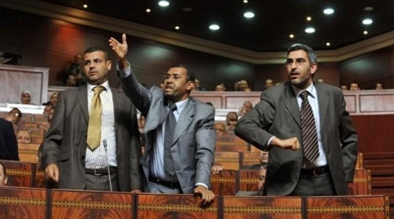 فريق العدالة والتنمية يسائل وزير الداخلية في البرلمان عن مأذونيات الرجاء البيضاوي