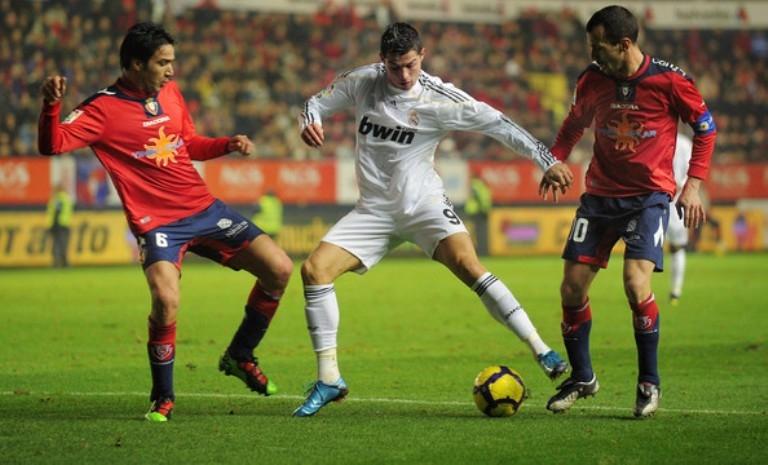 رونالدو يقود الريال إلى ربع نهائي كأس اسبانيا