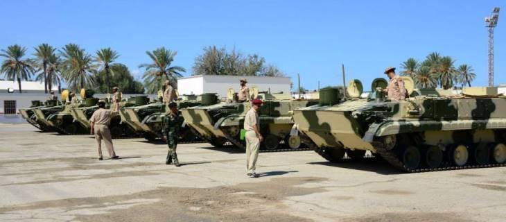 الجيش الليبي يسيطر على قاعدة عسكرية بسبها