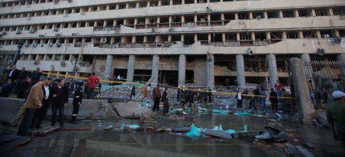 الرئاسة المصرية تتعهد بالقصاص من مرتكبي تفجيرات القاهرة