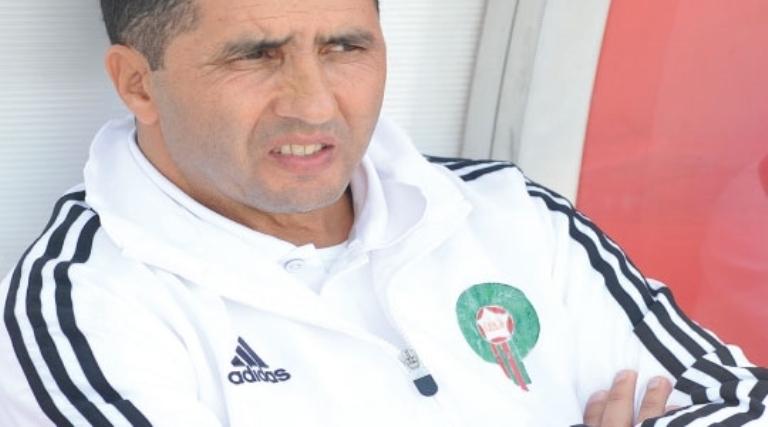 بنعبيشة يؤكد جاهزية المنتخب المحلي لخوض كأس افريقيا للمحليين