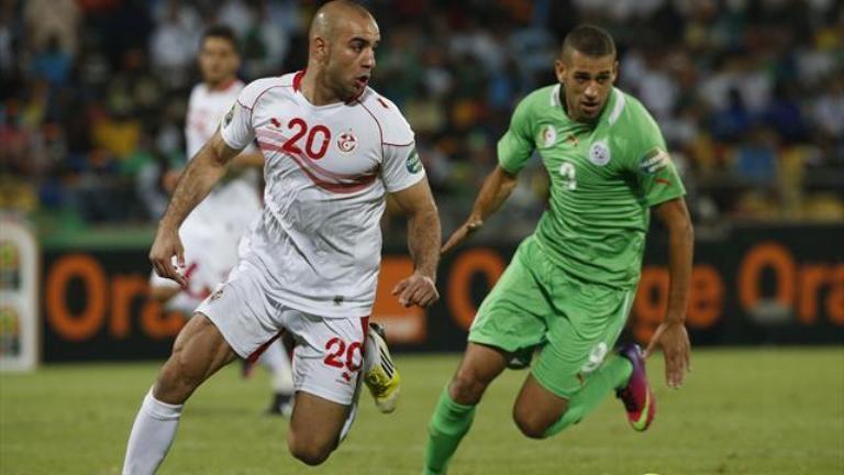 تصنيف مستويات كان المغرب : تونس تترأس مجموعة والجزائر قد تكون تتواجد فيها