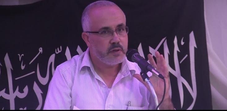 خروج أنصار السلفية وحزب التحرير للتعبير عن رفضهم للدستور