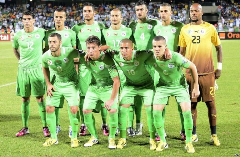 المنتخب الجزائري رابع أفضل منتخب افريقي