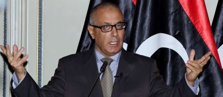 زيدان: لن أتراجع أمام دس الإخوان المسلمين