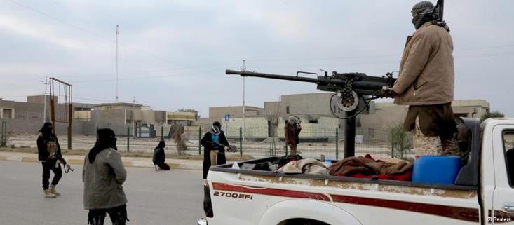 الجيش العراقي يستعد لاقتحام الفلوجة، وقتلى يناير يتجاوزون الألف