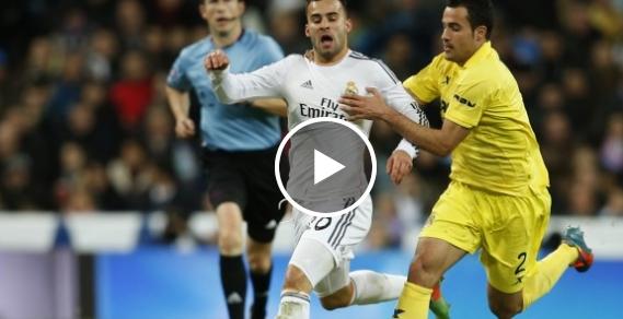 فيديو: الريال يتفوق على فيلا ريال بـ4-2