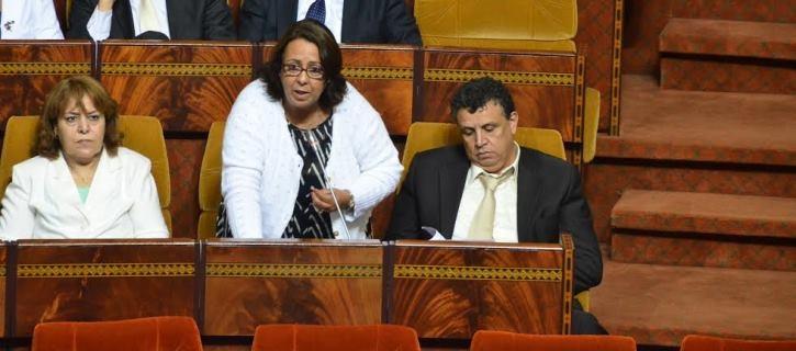 نائبة مغربية ترد على الوزير الوفا: أنت لاتدرك تكلفة
