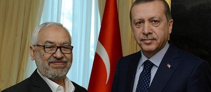 الغنوشي في دور وساطة بين إسلاميي تركيا