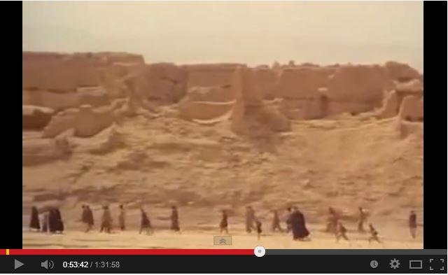 الفيلم التونسي الهائمون في الصحراء فانتازيا سينمائية تونس