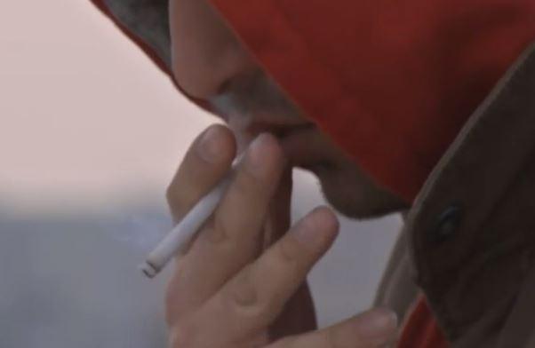 حملة ضد التدخين في أمريكا