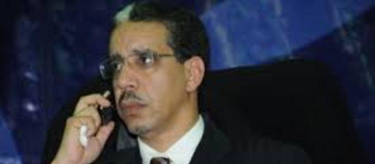 وزير النقل المغربي يقضي