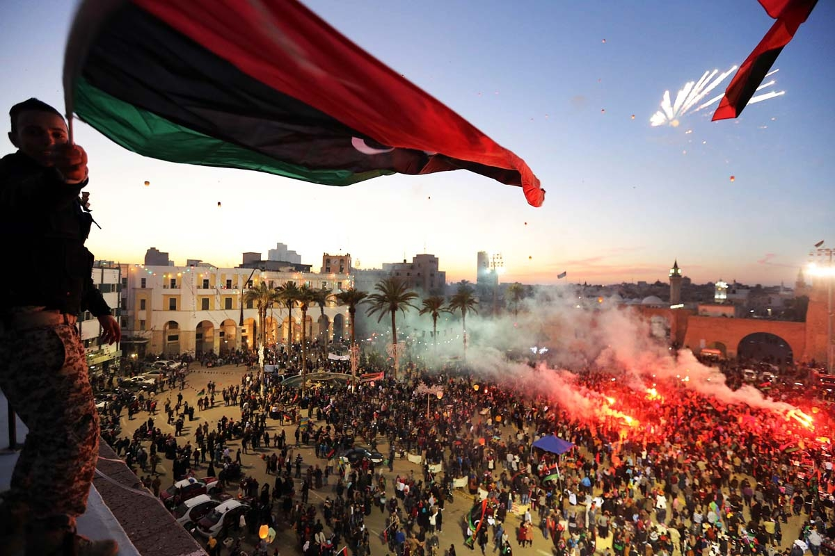 ما الذي تحقق في ليبيا بعد ثلاث سنوات من الثورة؟