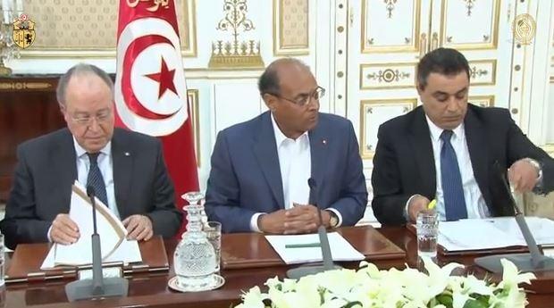 اجتماع المجلس الوطني للأمن تحت اشراف رئيس الجمهورية