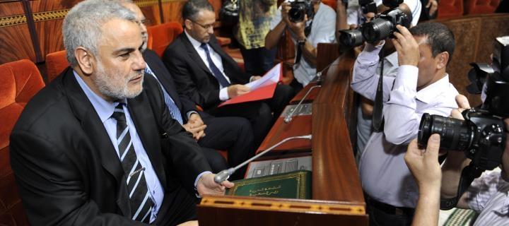 وضعية مناخ الأعمال تلهب النقاش بين بنكيران والمعارضة في البرلمان