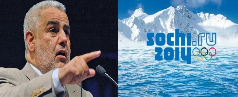 بن كيران يحضر حفل افتتاح الألعاب الأولمبية  الشتوية بروسيا