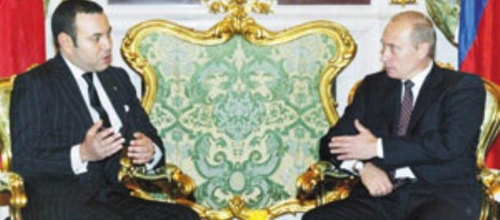 فوروبييف: نحضر لزيارة محمد السادس لروسيا ولقائه مع بوتين