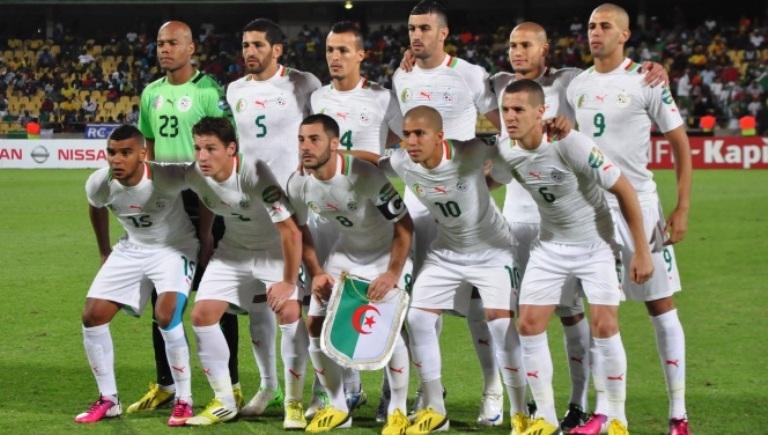 الجزائر تلعب مع رومانيا يوم 4 يونيو قبل المونديال
