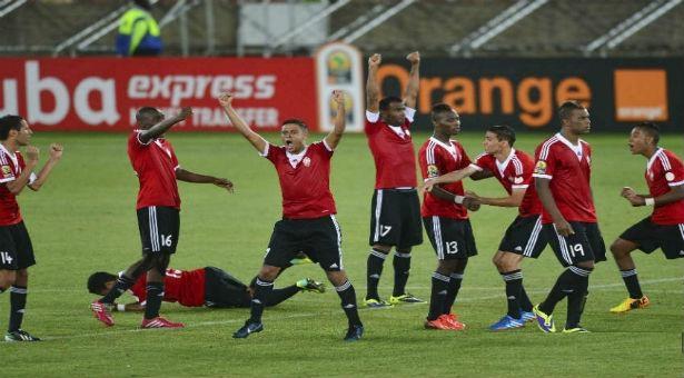 فرسان المتوسط يحرزون اللقب القاري لكأس افريقيا للاعبين المحليين