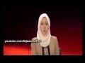 مذيعة تنفجر من الضحك بعد مشاهدتها لتقرير يسخر من السيسى والجزيرة تقطع بث النشرة