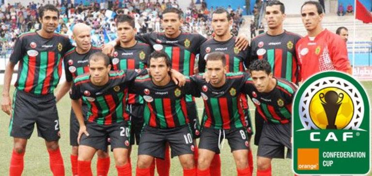 الجيش  المغربي يتعادل بصعوبة في ميدانه أمام ريال باماكو المالي