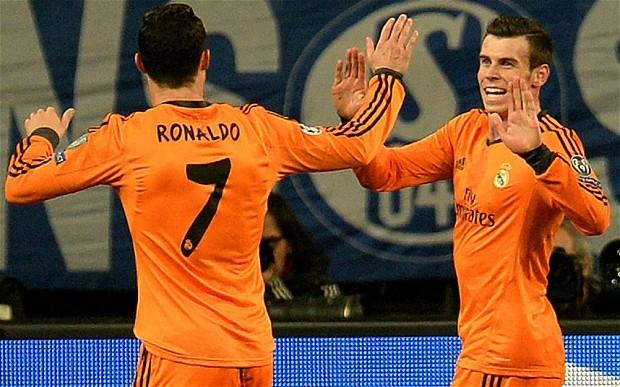 فيديون : فوز ساحق لريال مدريد ضد شالكه