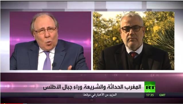 بنكيران: الملكية المغربية حافظت على الصفة الدينية وأخذت بمقتضيات الحداثة