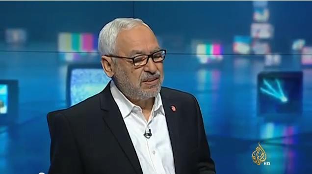الغنوشي والفرق بين الجيشين التونسي والمصري