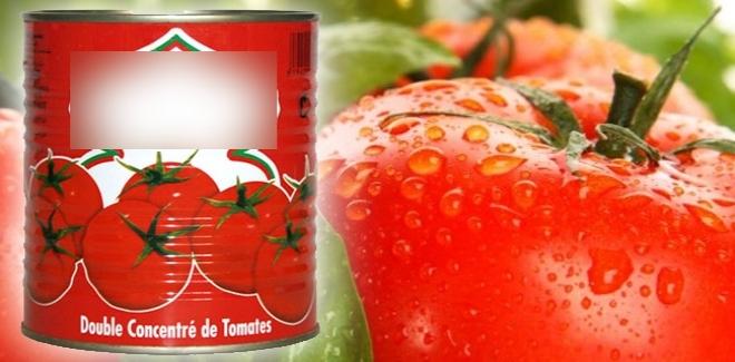 الطماطم المعلبة تعرف زيادة في سعرها بعد رفع الدعم عليها من طرف الحكومة التونسية