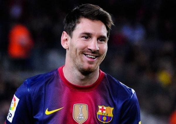 ميسي : أصعب قرار  في حياتي هو انضمامي لبرشلونة