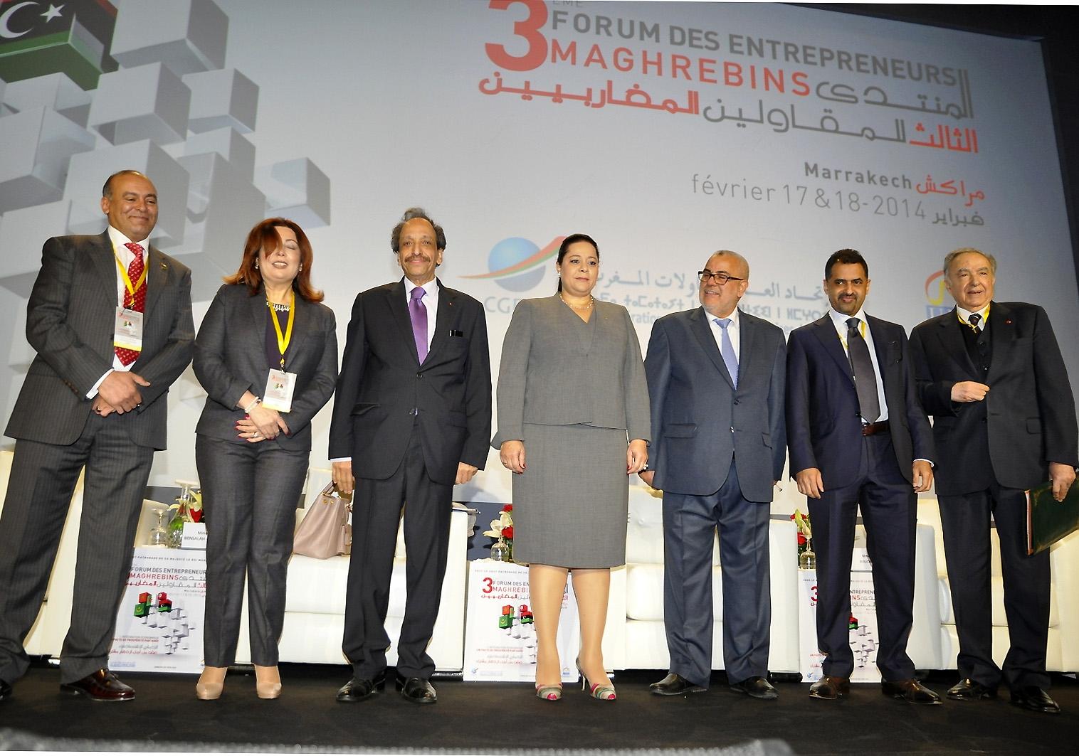 منتدى المقاولين المغاربيين يدعو إلى تحقيق التكامل الاقتصادي بين دول المنطقة