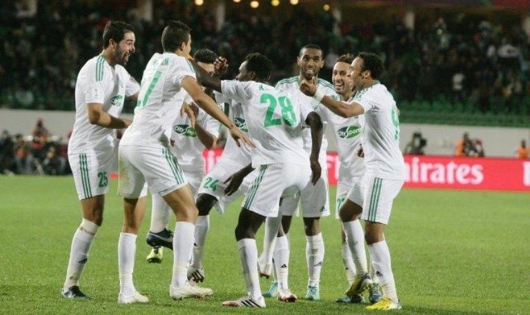 الرجاء يفتتح دوري أبطال افريقيا بمواجهة