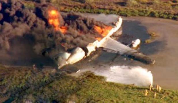 أزيد من 100 قتيل ضحية تحطم طائرة عسكرية شرق الجزائر