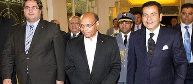الأمير مولاي رشيد يمثل   العاهل المغربي في احتفالات تونس بالمصادقة على الدستور الجديد
