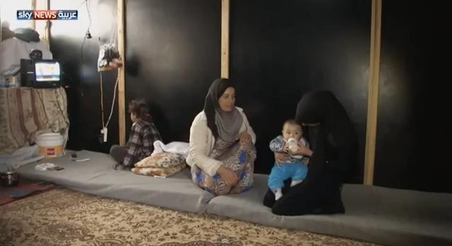 أطفال سوريا يعانون من نقص التغذية