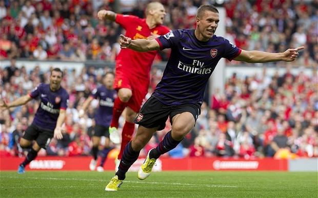 أرسنال ينتقم من ليفربول ويتأهل لربع كأس الاتحاد الانجليزي