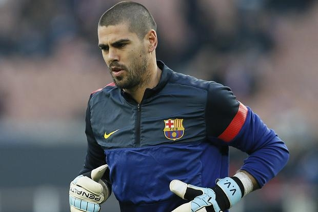 مانشستر سيتي يقترب من التوصل لاتفاق مع حارس برشلونة فالديز